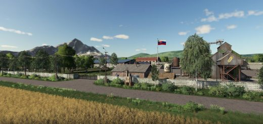 SLOVAK VILLAGE V1.0