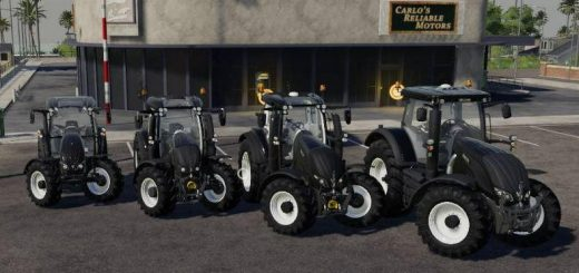 STRAPPABLE VALTRA TRACTOR PACK V1.0