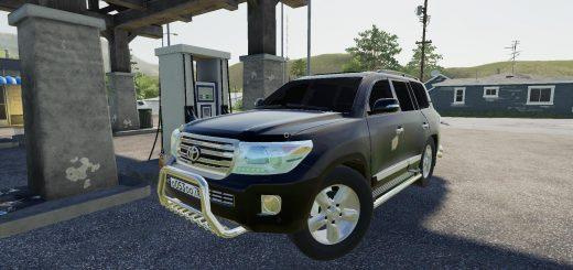 TOYOTA LAND CRUISER 200 2013 V8 V1.0