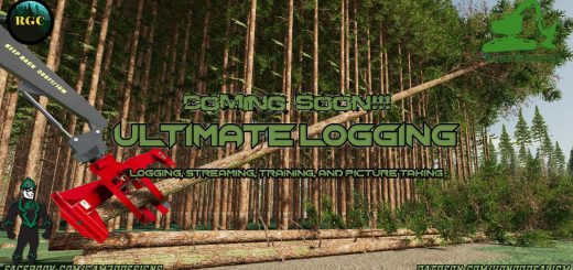 ULTIMATE LOGGING MAP V1.0