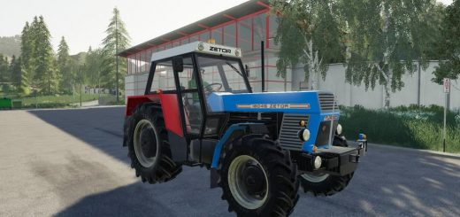 ZETOR CRYSTAL 16045 EDIT V1.0