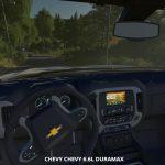2016 CHEVY 2500HD V1.0