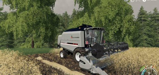 AGCO GLEANER R52 EDIT V1.0.1