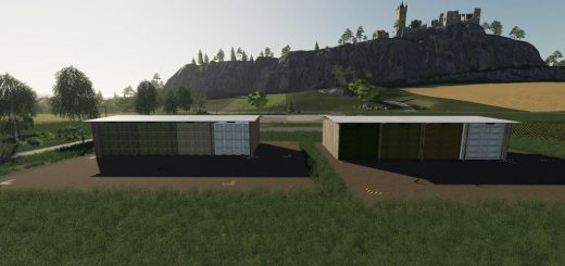 BIG BALE STORAGE PACK V1.0