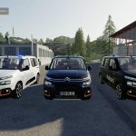CITROEN BERLINGO SEK V1.0