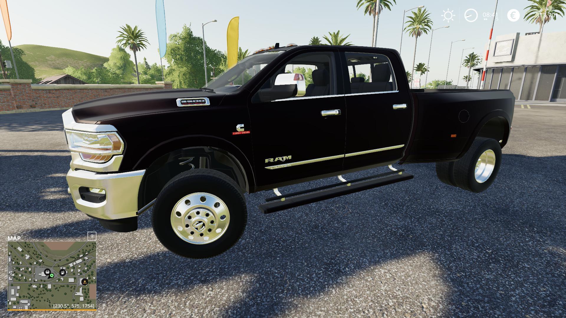 Dodge Ram 3500 Revised V3 0 1 Fs19 Mod Fs19 Net