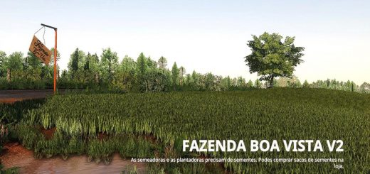 FAZENDA BOA VISTA V2.0