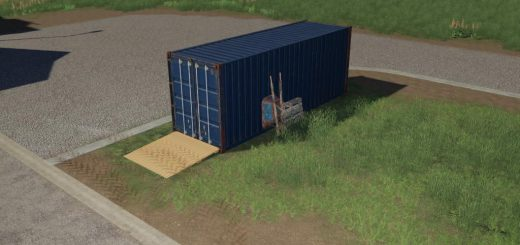 FILLING STATIONS CONTAINER V1.0