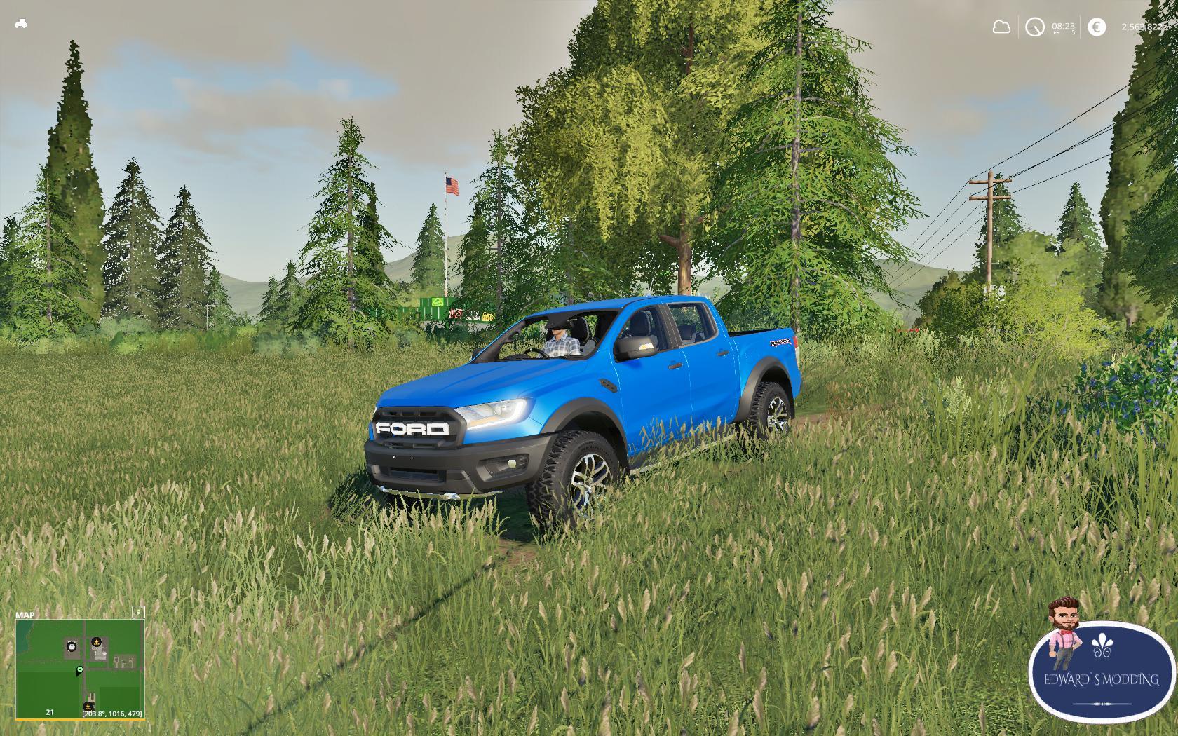 Ford Ranger Raptor 2019 Lhd Fs19 V1 1 Fs19 Mod Fs19 Net