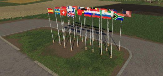 INTERNATIONAL FLAGS V1.0