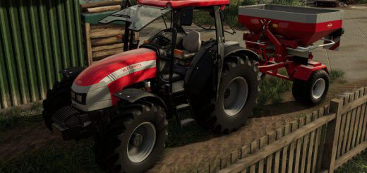 KUHN AXIS TRAILERED V1.0