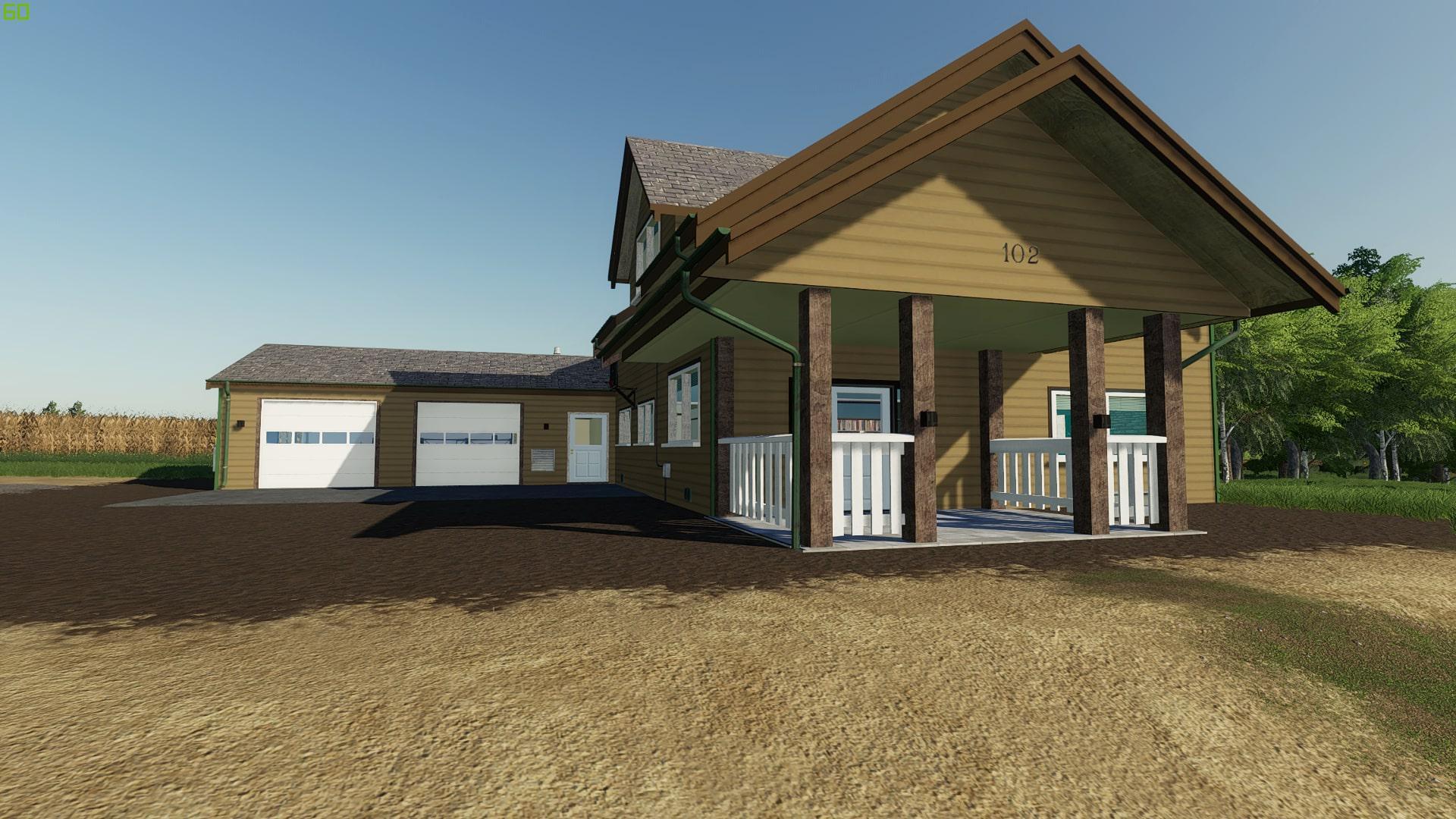 LONE OAK HOUSE V2.0