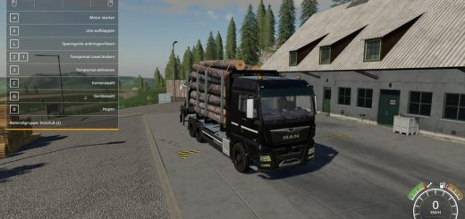 MAN FORST LKW MP V1.1