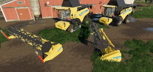 NEW HOLLAND CR 6.90 V1.0