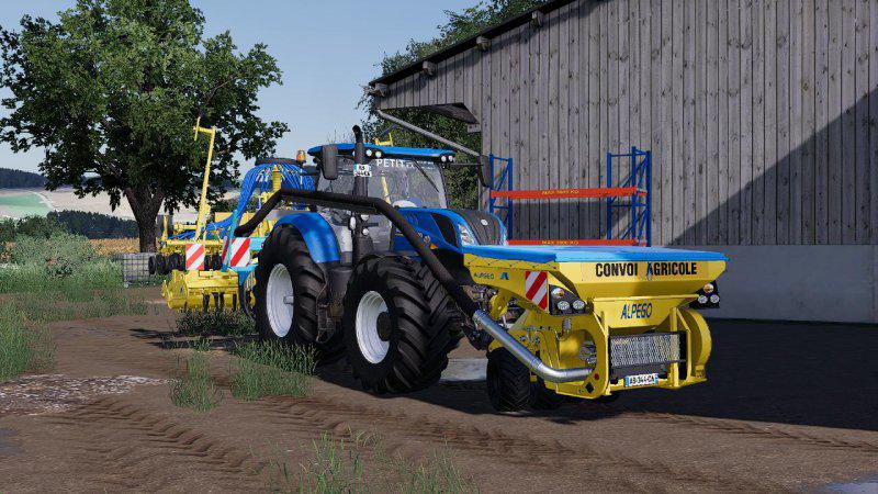 NEW HOLLAND T7 SWB V1.0