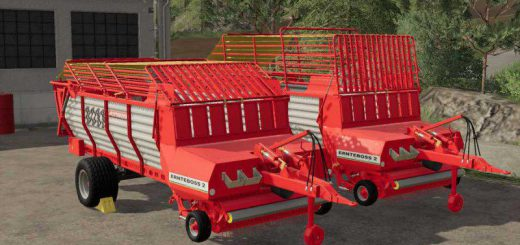 POTTINGER ERNTEBOSS 2 V1.0