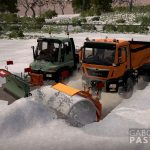 SNOW PACK WITH OPTIONAL PARTS V1.0.2
