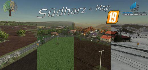 SUDHARZ - MAP V1.0