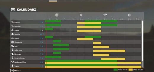 SEASONS GEO: WEST POLAND V1.0