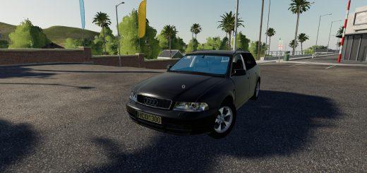 AUDI A4 B5 V1.0