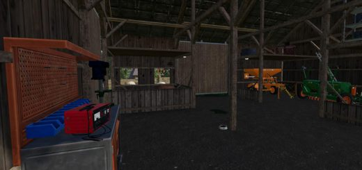 BARN PACKAGE V1.0