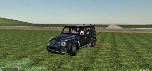 BRABUS G800 FS19 V1.0