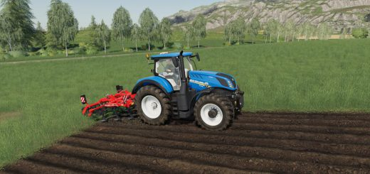 CULTIVATOR HEIGHT CONTROL V1.0