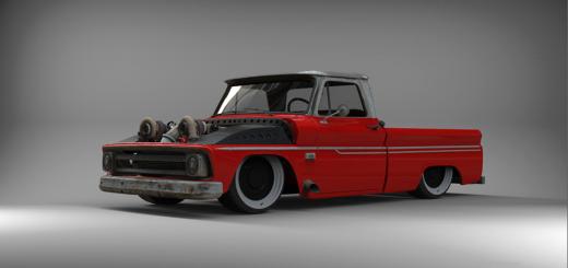 Chevy C10 Drag truck V1.0