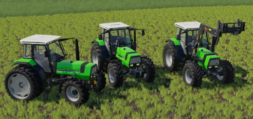 DEUTZ AGROSTAR 6.61 REBUILD V1.0