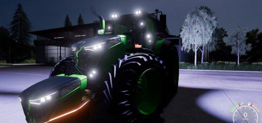 FACE WEIGHT FENDT 3000KG V1.0