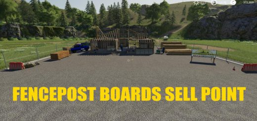 FENCEPOST AND BOARDS SELL POINT V1.0