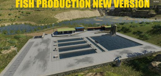 FISH PRODUCTION NEW VERSION V1.0