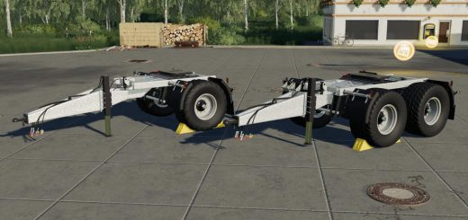 FLIEGL AGRAR DOLLY PACK V1.0