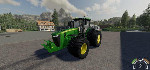 FS19 EAGLE355TH JOHN DEERE 8R V1.0