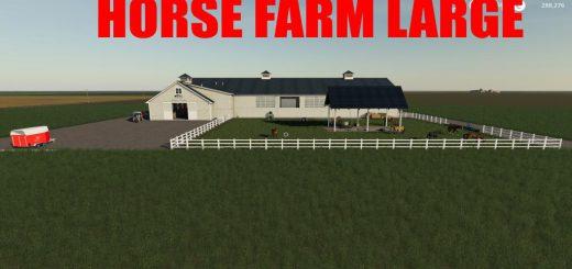 HORSE FARM V1.0