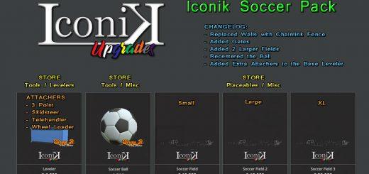 ICONIK SOCCER PACK V2.0