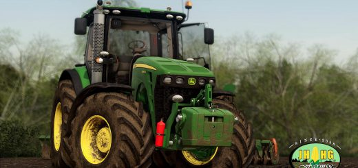 JOHN DEERE 8R (2009-2011) SERIES EU OFFICIAL V1.0