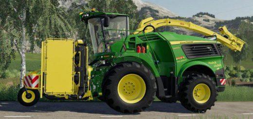 JOHN DEERE 9900I V1.0