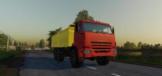 KAMAZ 68900R V1.0