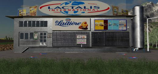 LAITERIE LACTALIS BY BOB51160 V2.0