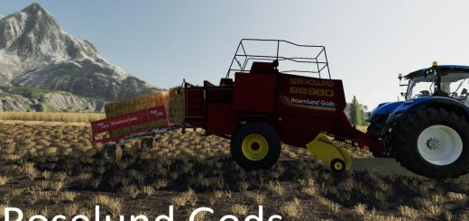NEW HOLLAND BB980 V1.0
