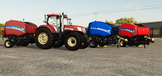 NEW HOLLAND ROLL-BELT 150 V1.0