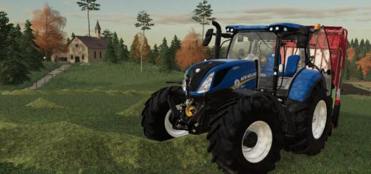 NEW HOLLAND T6 V1.0