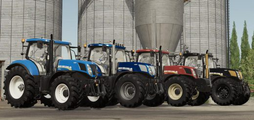 NEW HOLLAND T7 AC SERIES V1.0
