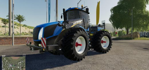 NEW HOLLAND T9 CUSTOM CANDY COLORS V1.0