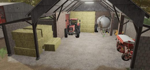OLD BRICK BARN V1.0