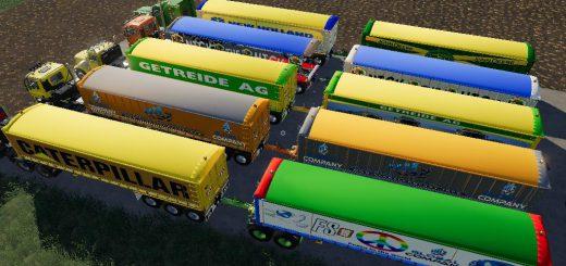 PACK3 2 TRAILERS DUMP BY BOB51160 V2.0