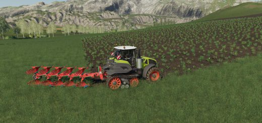 PLOW HEIGHT CONTROL V1.0