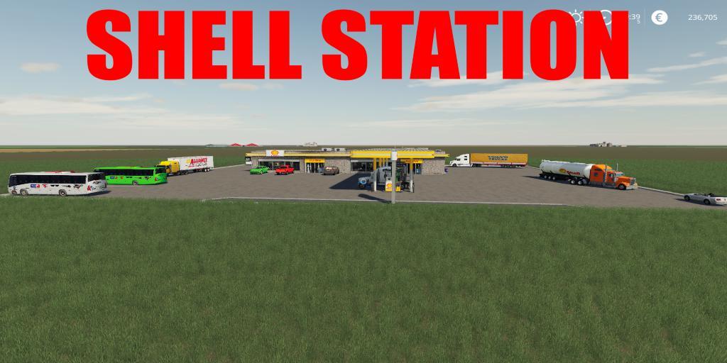 SHELL STATION V1.0