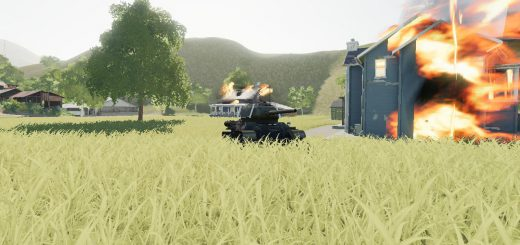 T34-85 CAPTURED BY US ARMY WIP V1.0